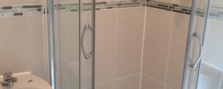 Recent Jobs – En-Suite Shower Room