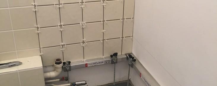Handyman – Cloakroom Tiling